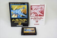 Msx Aigle Fighter Import Japon Video Game 3117 Msx