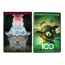The 100:The Complete Season 6-7 6 & 7 dvd set fast shipping