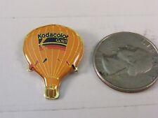KODACOLOR GOLD HOT AIR BALLOON PIN