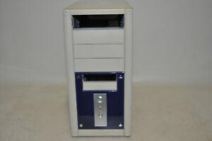 Retro Gehäuse PC Computer Leergehäuse Tower Case Computergehäuse Chassis
