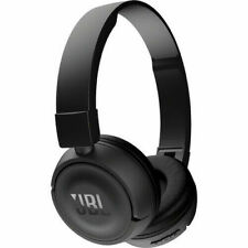 JBL T450BT Wireless On-Ear Headphones w Built-in Remote/Microphone