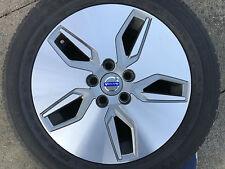 """Genuine OEM Volvo S40 V50 16"""" LIBRA DI RICAMBIO CERCHI IN LEGA 31255890 6.5Jx16H2"""
