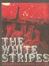 """The White Stripes """"under Blackpool Lights"""" DVD Slipcase"""