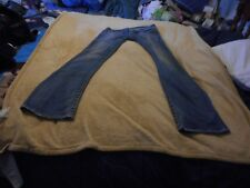 BIG STAR CASEY BOOTCUT BLUE JEANS WITH STITCHING SIZE 3O XL INSEAM 33 INCHES
