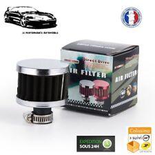 Filtre à Air de Reniflard d'Huile - Fiat 500 - Couleur Noir - Neuf