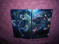 Bayonetta 2 Steelbook Special Nintendo switch Case (Only steelbook!)