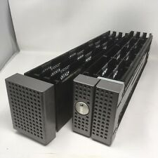 Lot of 2 Dell PowerVault TL2000 Tape Library Magazine 0GW018 0XR028