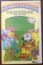 In German Hasbro My Little Pony VHS Mein Kleines Pony Kid Polybrand Cartoon