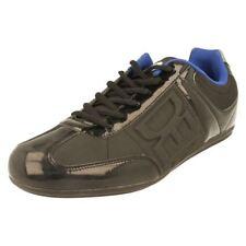 Calzado de hombre en color principal negro sintético talla 41