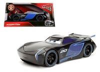 CARS 3 - JACKSON STORM racer IGNTR TEAM - Jada Toys Disney Pixar 1/24