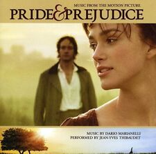 Various Artists - Pride & Prejudice (Original Soundtrack) [New CD]