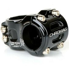 Chromag HIFI 50 mm x 31.8 mm STELO MOUNTAIN BIKE MTB FREERIDE NERO
