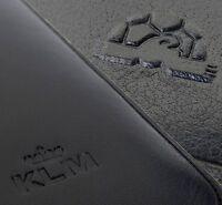 TONY PEROTTI - KLM - A4 SCHREIBMAPPE - ocean-blue - KONFERENZMAPPE - leather NEU