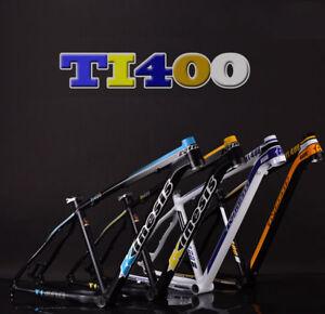 27.5er Cross-country XC Mountain Bike Hardtrail  Frame 142*12mm thru-axle