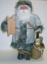 Weihnachtsmann Nikolaus Deko Weihnachten 40cm Nostalgie