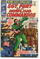 Sgt Fury Annual 5 Fine Marvel  Comics   *CBX2D