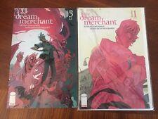 Image Comics The Dream Merchant Mini Series 1-6 Complete