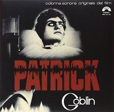 LP Goblin - Patrick - Ost Vinile Nuovo ! Colonna Sonora Originale Soundtrack