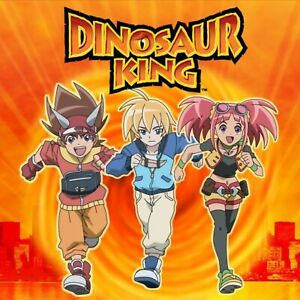 "Dinosaur King Cushion Pillow Cover Case Japanese Manga Anime Fan Pop Art 17x17"""