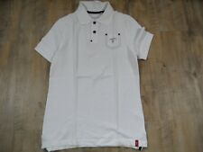 EDC by Esprit beau bouffigue Polo Blanc Taille M Top ms1117