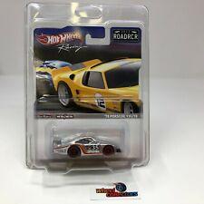 #1  '78 Porsche 935/78 * Hot Wheels Racing ROADRCR Series * HA18
