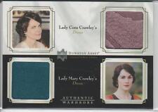 2014 Cryptozoic Downton Abbey WARDROBE LADY MARY CRAWLEY DUAL DRESS DW02