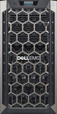 Dell PowerEdge T340 16GB RAM 2TB 2x1TB RAID Xeon QC E-2224 SERVER 2019 STANDARD