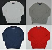 NWT Men's Tommy Hilfiger Textured Pullover Sweater Sizes XS S M L XL XXL