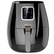 Digital Air Fryer faibles en gras poêle sans profonde saine noir pétrole Cuisine Cuisinière Neuf