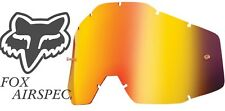 FOX Airspec Airspace inferno MIRROR Replacement Goggle LENS MOTOCROSS tear off