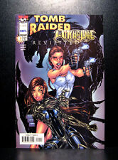 COMICS: Image: Tomb Raider/Witchblade Revisited Special #1 (1998) - RARE