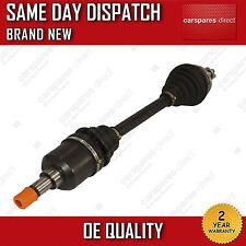 PEUGEOT 307 1.4 HDi / 1.6 16v DRIVESHAFT LEFT NEAR SIDE 2000 > on *BRAND NEW*