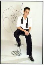 RAY QUINN AUTOGRAPH  X FACTOR, MUSICALS, DANCER
