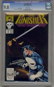 Punisher #9 CGC NM/M 9.8 White