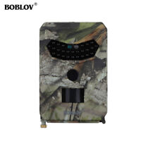 12MP 1080P HD LED Hunting Night Vision Trail Wildlife Camera With Mounting Strap