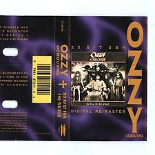 No Rest for the Wicked, Ozzy Osbourne, New Original recording reissued, Ori