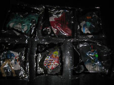 AVATAR 1 THE MOVIE COMPLETE SET FIGURES MCDO NEUF RARE mc do HAPPY MEAL SEALED