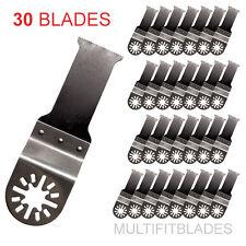"30 x 1-1/8"" Premium Bi-Metal Oscillating Tool Saw Blades - Chicago Electric Fit"