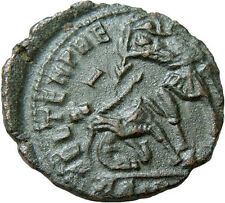 Constantius Gallus Half-Centenionalis Fallen Horseman Ancient Rare Roman Coin