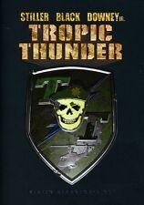Tropic Thunder (DVD, 2008, 2-Disc Set, Directors Cut - Sensormatic Packaging)