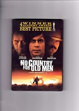 No Country for Old Men - Steelbook Edition / DVD #12953