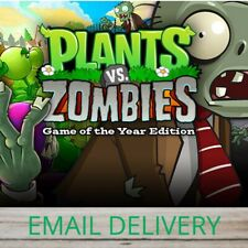 🎁Plants vs. Zombies Game of the Year Edition🎁 PC Game Region Free WARRANTY