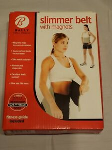 Bally Total Fitness Slimmer Belt With Magnets