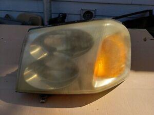Headlamp Assembly GMC ENVOY Left 02 03 04 05 06 07 08 09 Passenger Light OEM