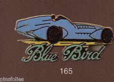 Pin's Demons & Merveilles Voiture Car Blue Bird F1 racing