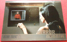 "STAR TREK TOS 50th Anniversary - MM41 ""MIRROR, MIRROR"" (uncut) - Foil Chase Card"