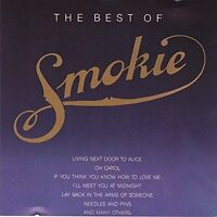 Smokie Best of (18 tracks, 1990, Disky) [CD]