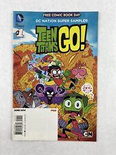 Teen Titans Go # 1 June 2014 Dc Comics