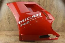 Ducati Original Verkleidung Seitenverkleidung Seitenteil Links Rot 748 916 996