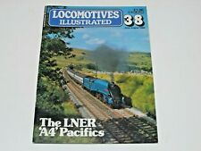 LOCOMOTIVE ILLUSTRATED No.38 THE LNER A4 PACIFICS